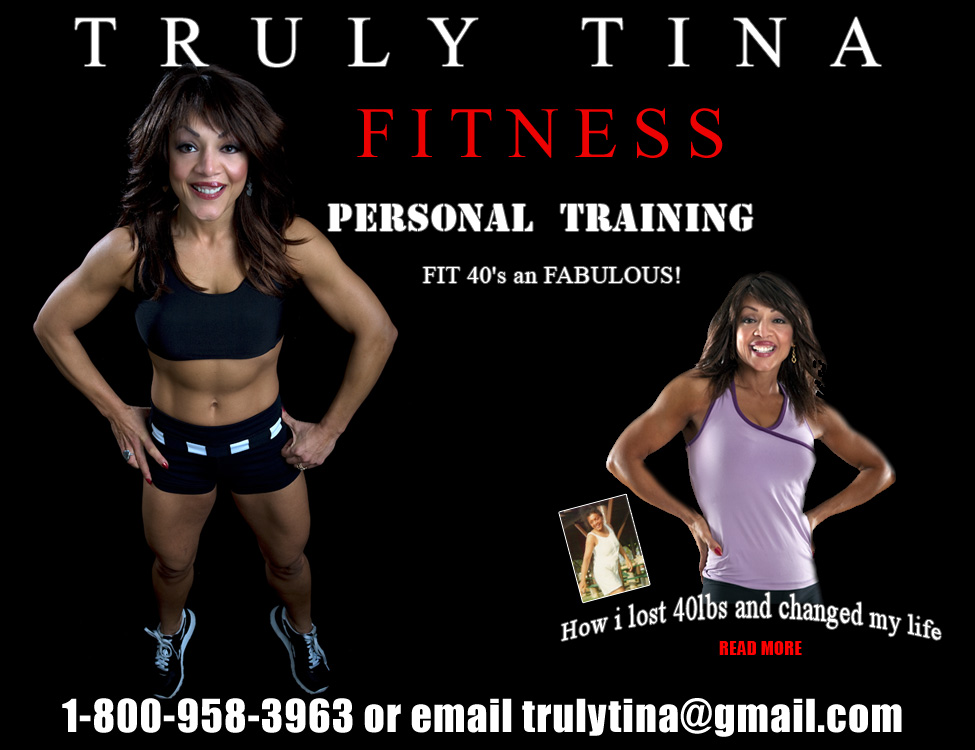 Truly Tina Fitness Personal Training